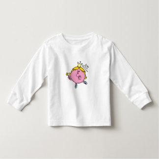 Little Miss Princess | Royal Scepter Tee Shirt