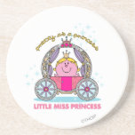 Little Miss Princess | Sparkling Carriage Coasters