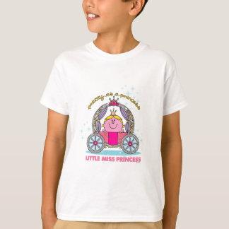 Little Miss Princess | Sparkling Carriage T-Shirt