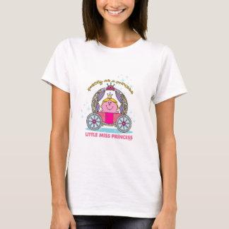 Little Miss Princess   Sparkling Carriage T-Shirt