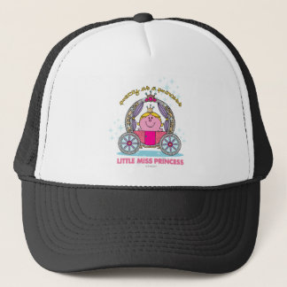 Little Miss Princess | Sparkling Carriage Trucker Hat