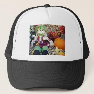 Little Miss Scarecrow Trucker Hat