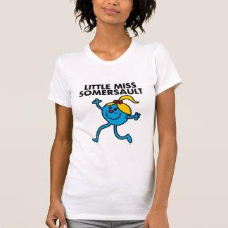 Little Miss Somersault Walking Tall T-shirt