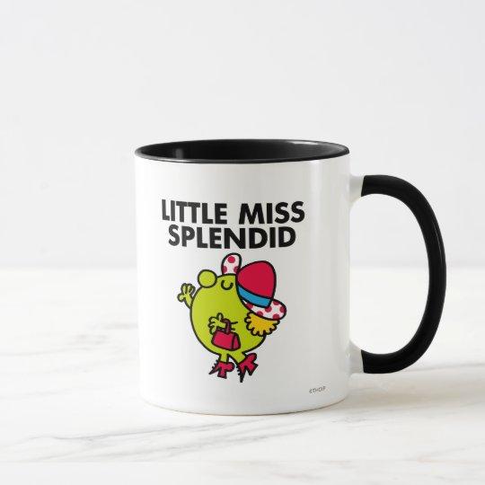 Little Miss Splendid | Black Lettering Mug