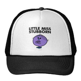Little Miss Stubborn Classic Hat