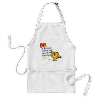 Little Miss Sunshine | All You Need Is… Adult Apron