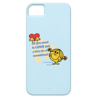 Little Miss Sunshine | All You Need Is… iPhone SE/5/5s Case