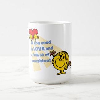 Little Miss Sunshine | All You Need is Love Coffee Mug