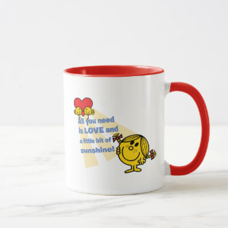 Little Miss Sunshine | All You Need is Love Mug