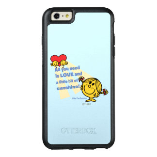 Little Miss Sunshine | All You Need Is… OtterBox iPhone 6/6s Plus Case