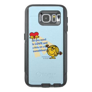 Little Miss Sunshine | All You Need Is… OtterBox Samsung Galaxy S6 Case