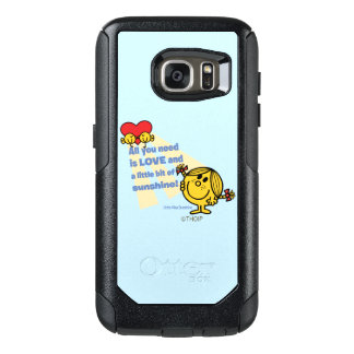 Little Miss Sunshine | All You Need Is… OtterBox Samsung Galaxy S7 Case