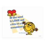 Little Miss Sunshine   All You Need Is… Postcard