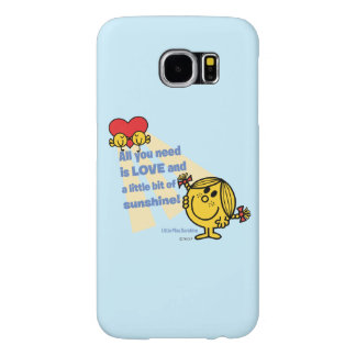 Little Miss Sunshine | All You Need Is… Samsung Galaxy S6 Case