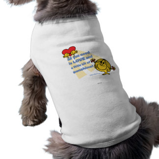 Little Miss Sunshine | All You Need Is… Shirt