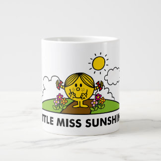 Little Miss Sunshine | Back To Nature Giant Coffee Mug