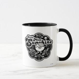Little Miss Sunshine | Black & White Mug