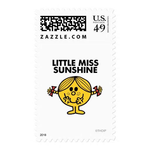 Little Miss Sunshine | Funny & Freckled Postage