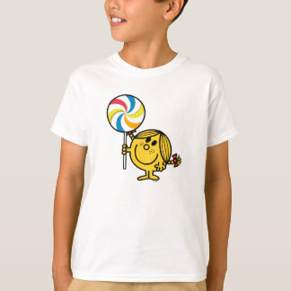 Little Miss Sunshine   Giant Lollipop T-Shirt