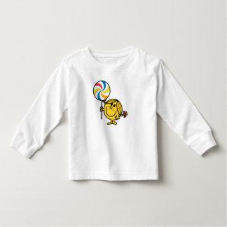 Little Miss Sunshine   Giant Lollipop Toddler T-shirt