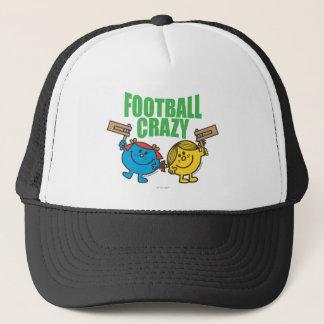 Little Miss Sunshine & Giggles Football Crazy Trucker Hat