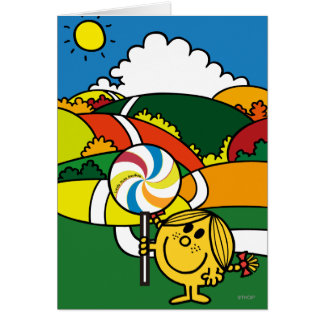 Little Miss Sunshine | Hills & Lollypop Card