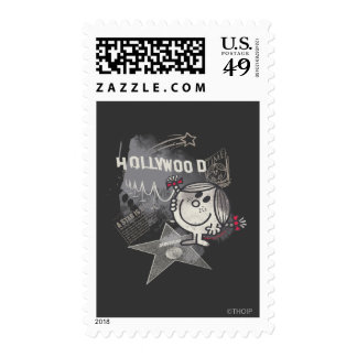 Little Miss Sunshine In Hollywood Postage