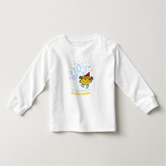 Little Miss Sunshine | Joy To The World Toddler T-shirt