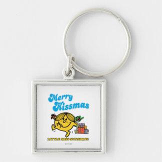 Little Miss Sunshine | Merry Kissmas Keychain