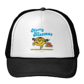 Little Miss Sunshine | Merry Kissmas Trucker Hat
