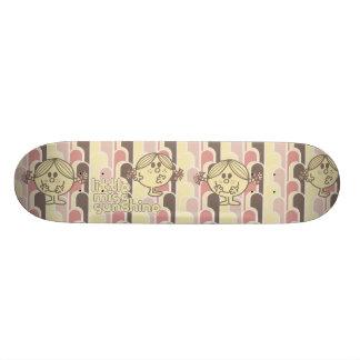 Little Miss Sunshine Custom Skateboard