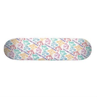 Little Miss Sunshine Skate Deck