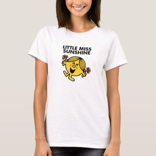 Little Miss Sunshine T_Shirt