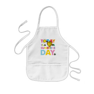 Little Miss Sunshine | Today is a Sunshine Day Kids' Apron