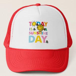 Little Miss Sunshine | Today is a Sunshine Day Trucker Hat