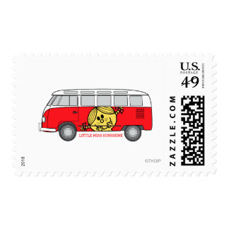 Little Miss Sunshine & Van Postage