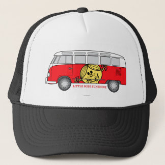 Little Miss Sunshine & Van Trucker Hat