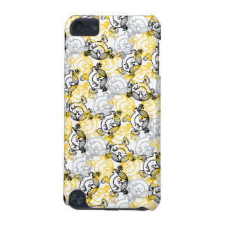 Little Miss Sunshine Yellow Character Pattern iPod Touch (5th Generation) Cover