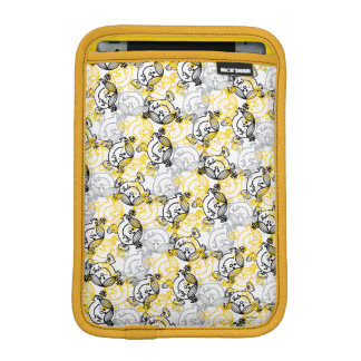 Little Miss Sunshine Yellow Character Pattern Sleeve For iPad Mini