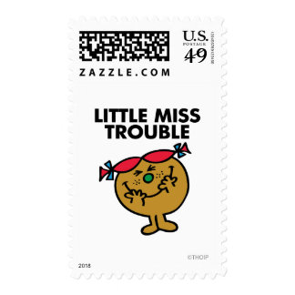 Little Miss Trouble Classic 1 Stamps