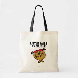 Little Miss Trouble | Laughing Tote Bag