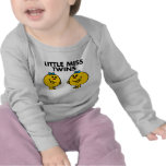 Little Miss Twins Classic Tees