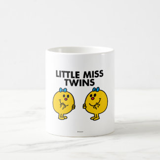 Little Miss Twins | Two Much Fun Coffee Mug