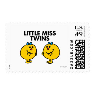 Little Miss Twins | Two Much Fun Postage