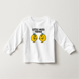 Little Miss Twins | Two Much Fun T-shirt