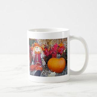 Little Mister Scarecrow Coffee Mug