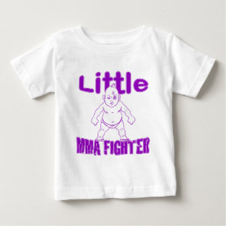 Little MMA Fighter Martial Arts Baby Baby T-Shirt