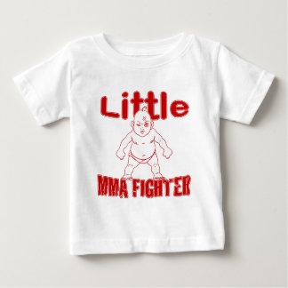 Little MMA Fighter Martial Arts Baby T-shirt