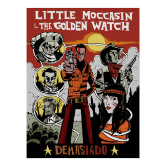 Little Mocassin Print/Poster