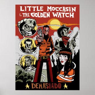 Little Mocassin Print/Poster Poster